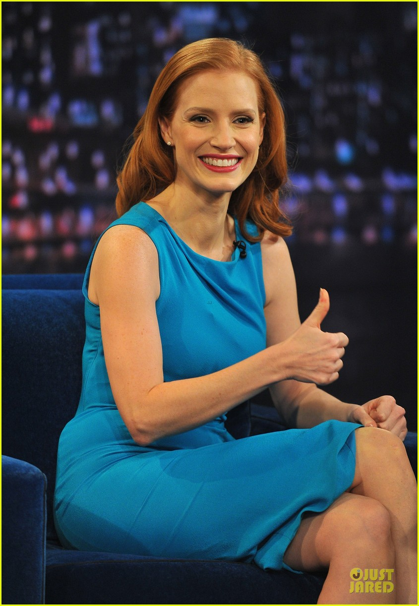 jessica chastain mama promotion on today show watch now 02