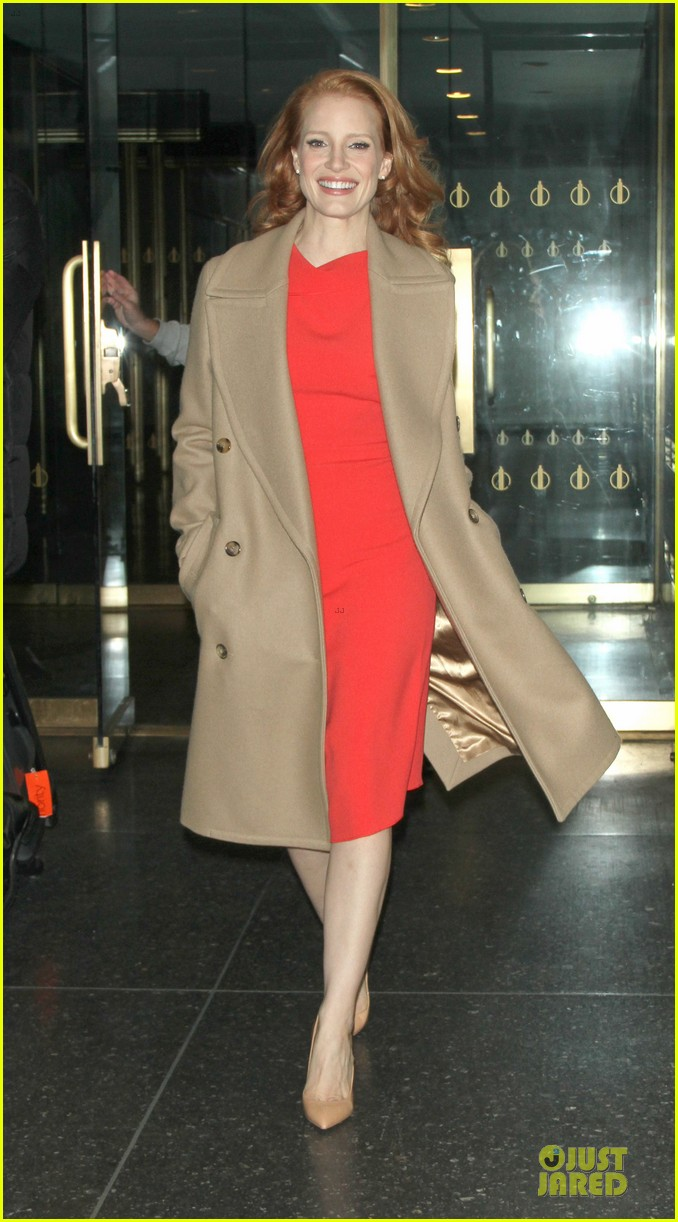 jessica chastain mama promotion on today show watch now 032794455