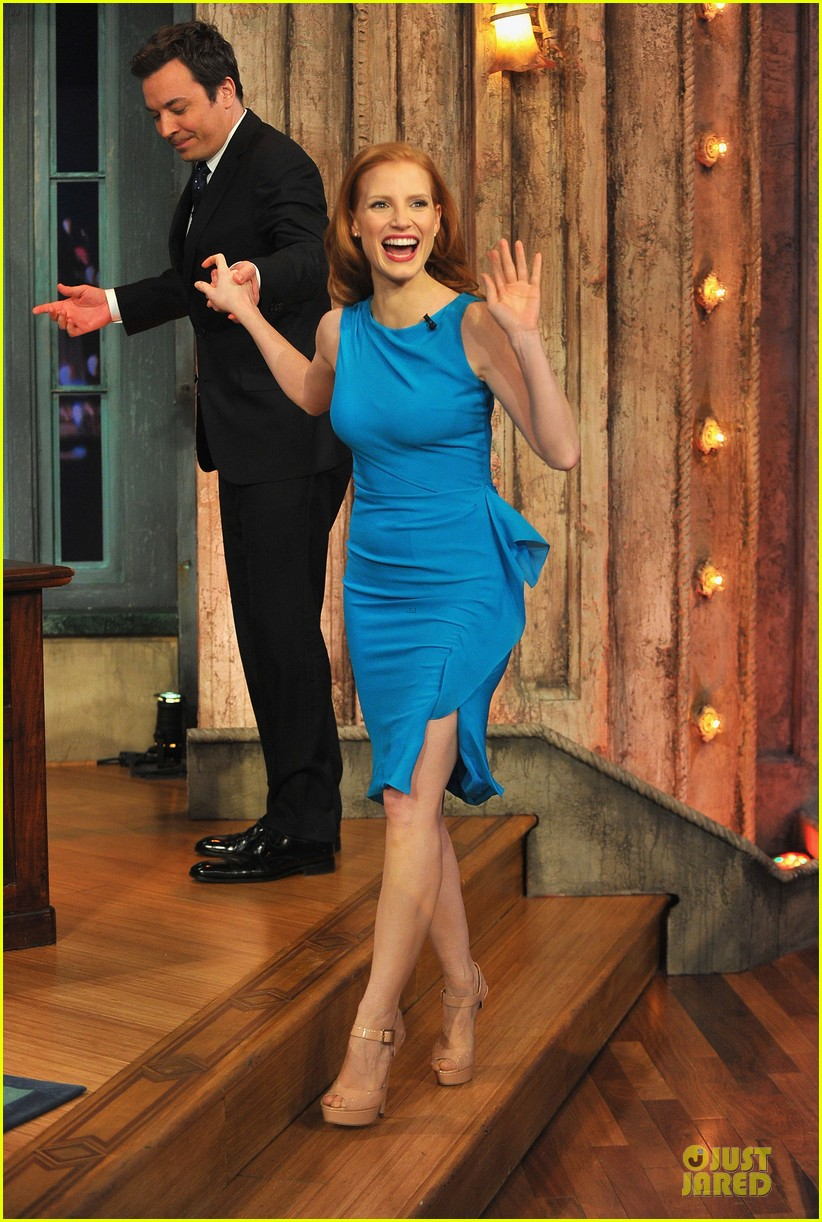 jessica chastain mama promotion on today show watch now 082794460