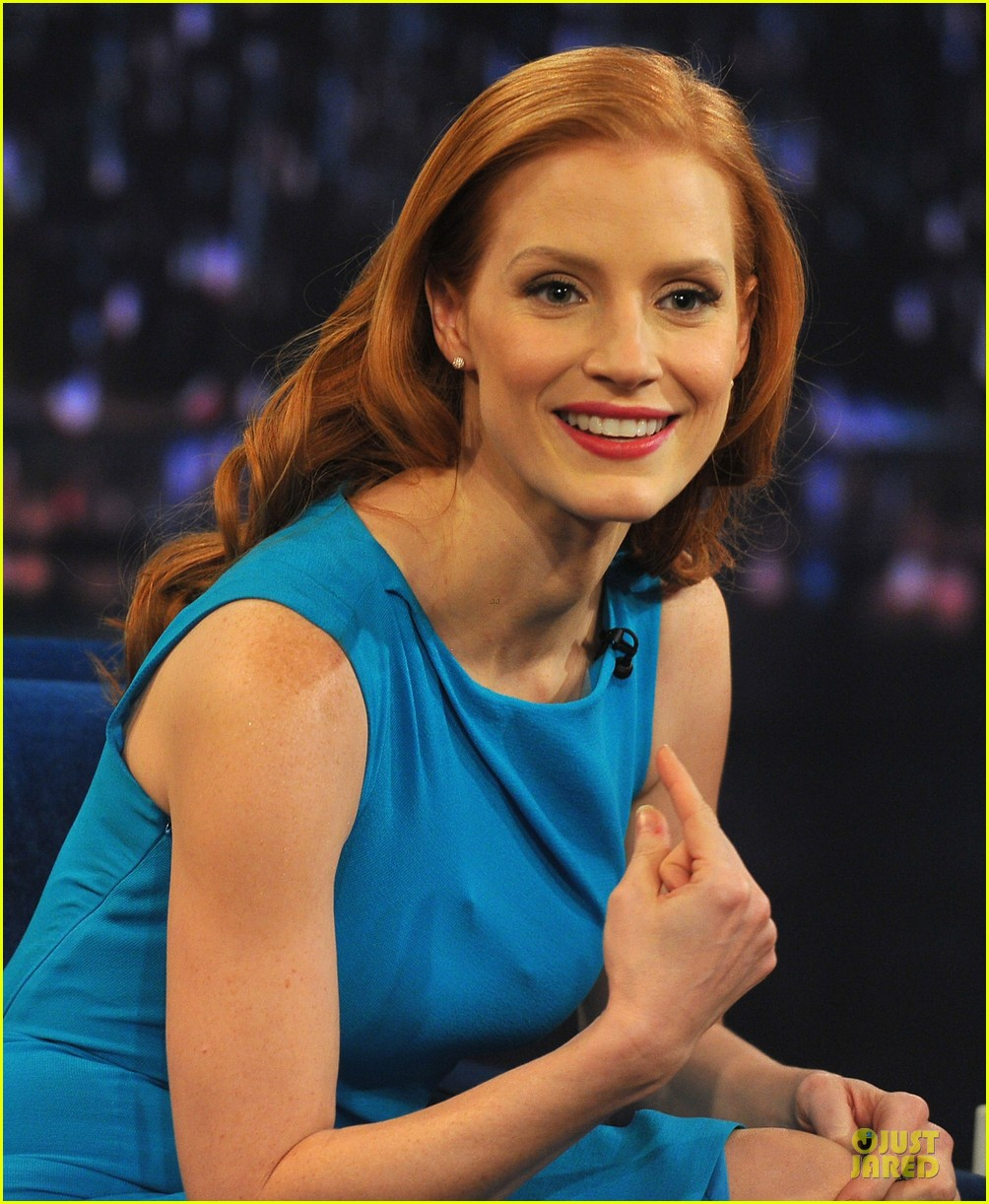 jessica chastain mama promotion on today show watch now 122794464