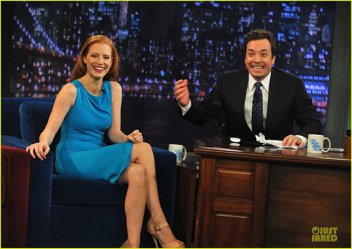 jessica chastain mama promotion on today show watch now 162794468