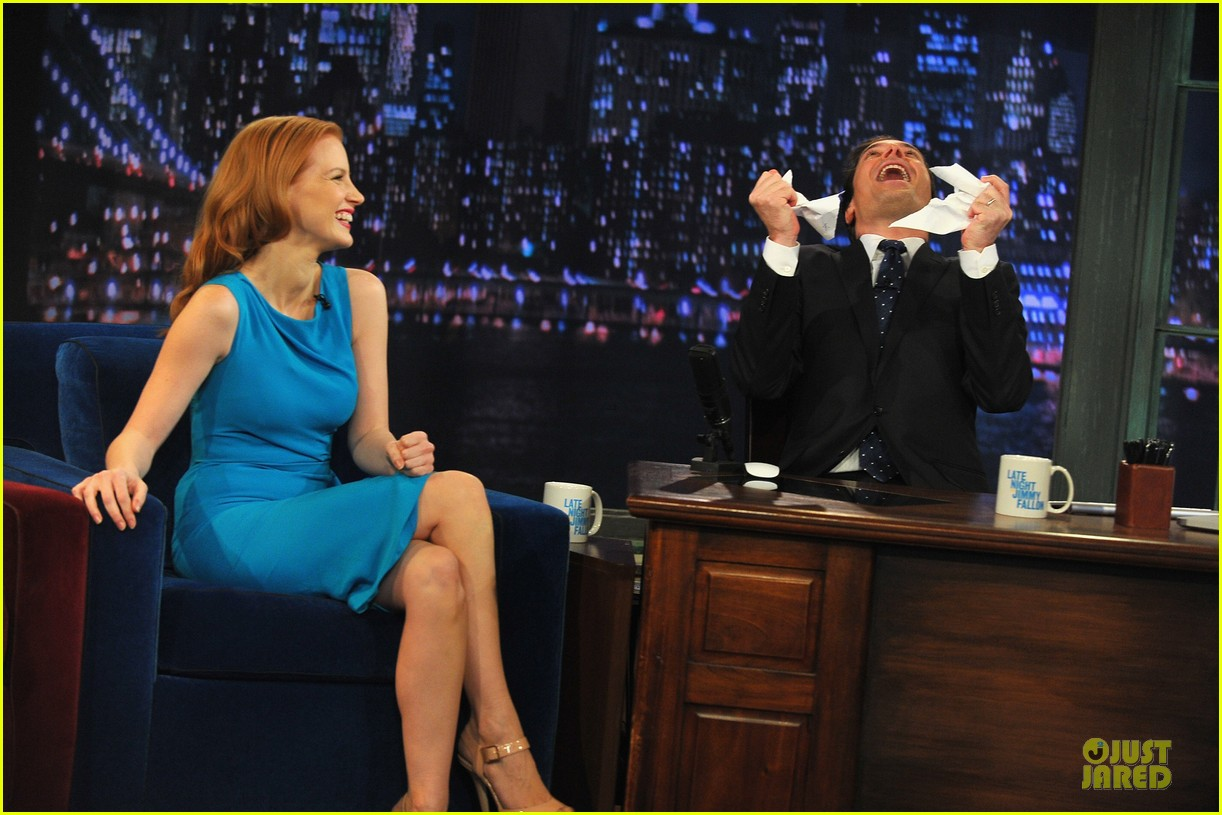 jessica chastain mama promotion on today show watch now 172794469