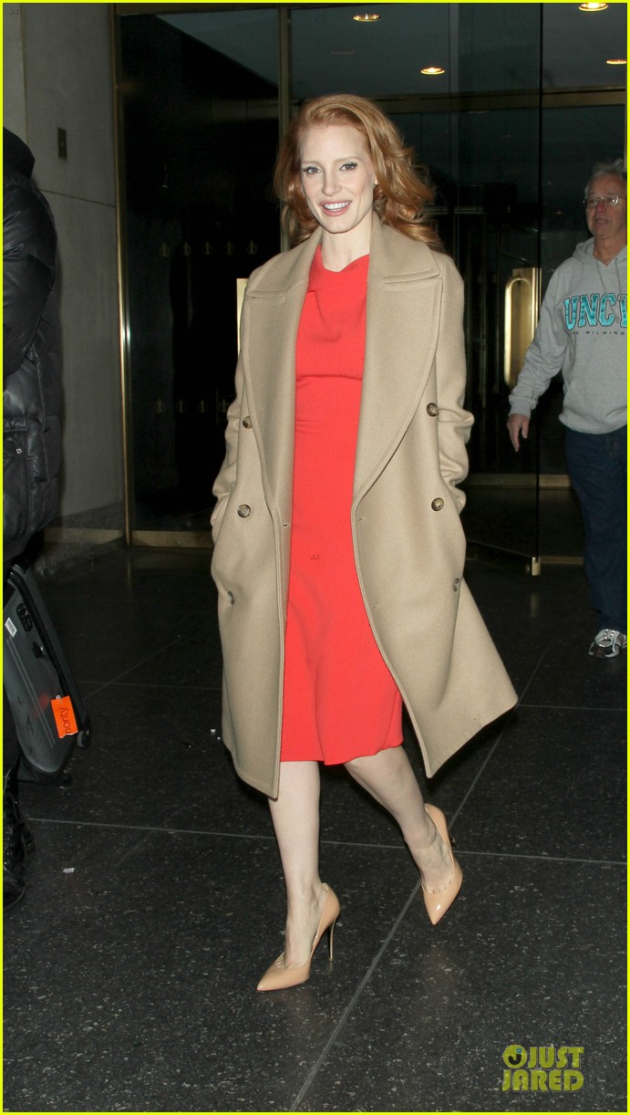 jessica chastain mama promotion on today show watch now 212794473