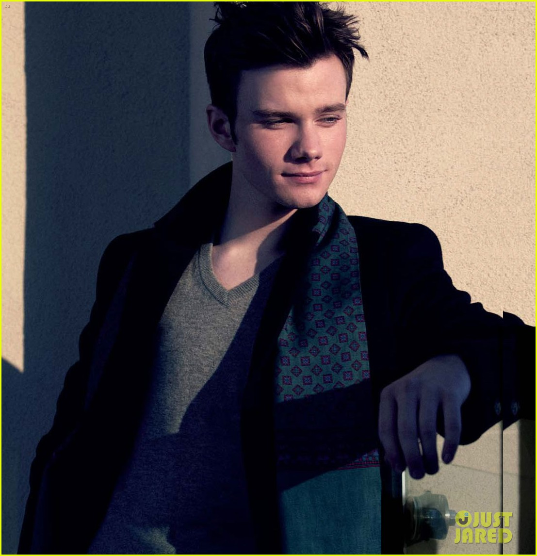 chris colfer august man february 2013 exclusive 032801494