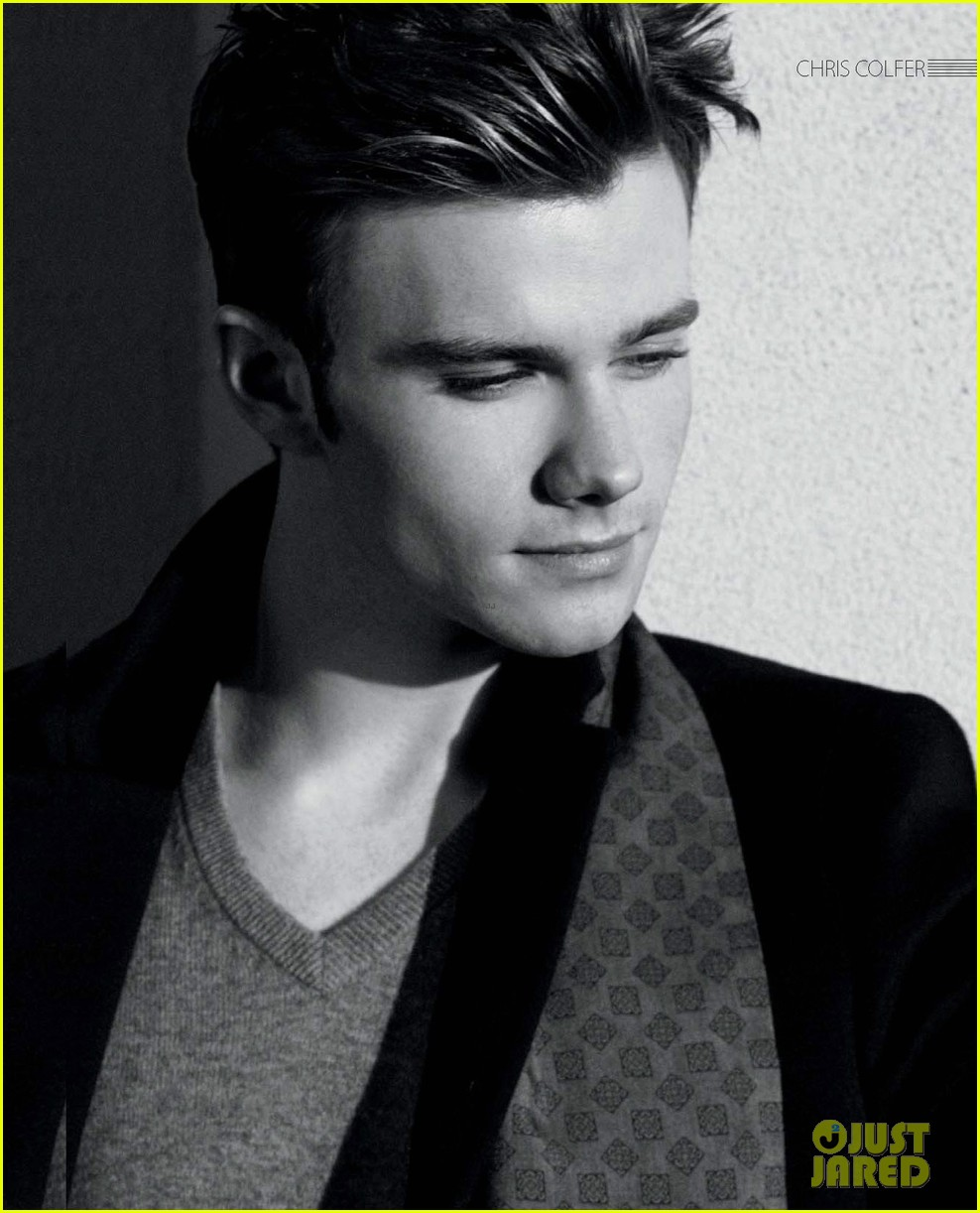 chris colfer august man february 2013 exclusive 062801497