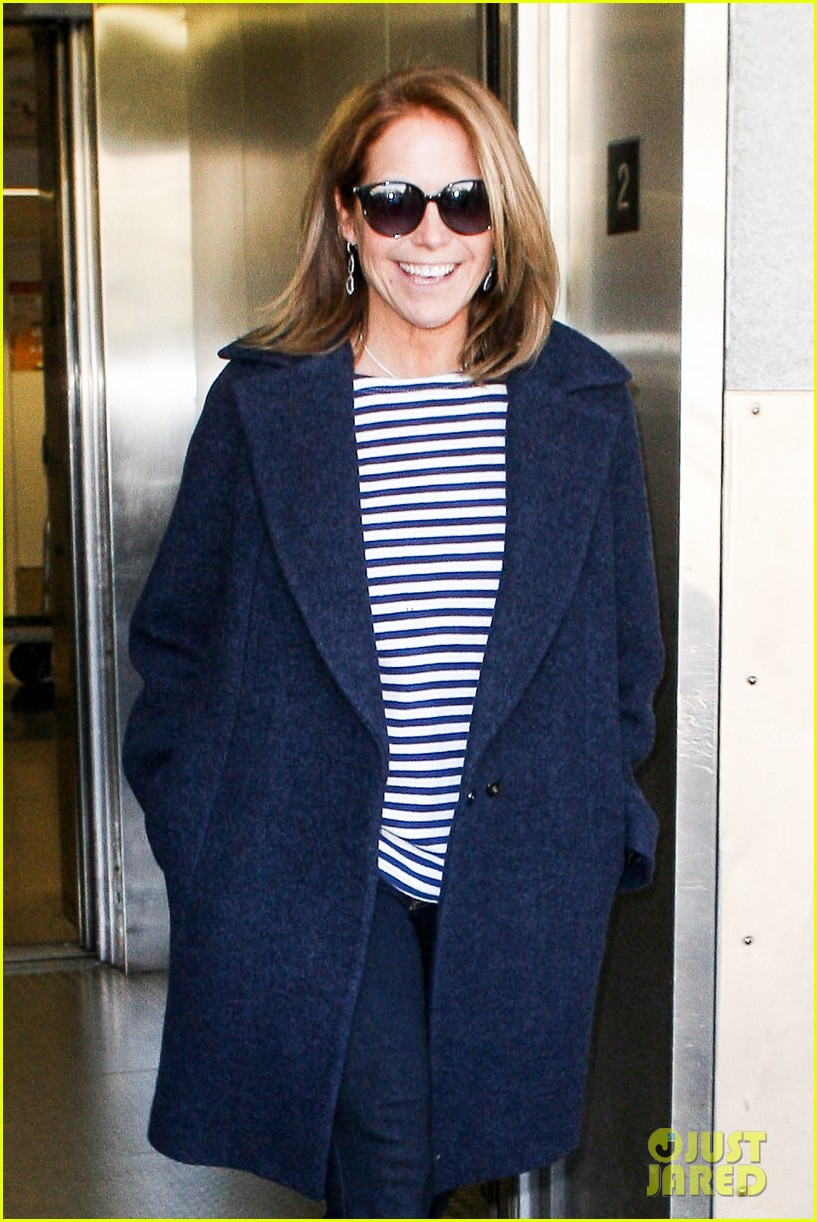 katie couric lands in los angeles after talk show renewal 022802114
