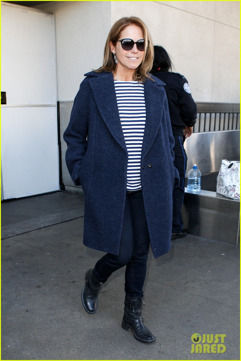 katie couric lands in los angeles after talk show renewal 032802115