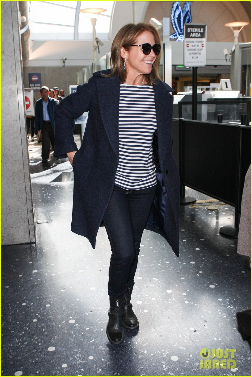 katie couric lands in los angeles after talk show renewal 042802116