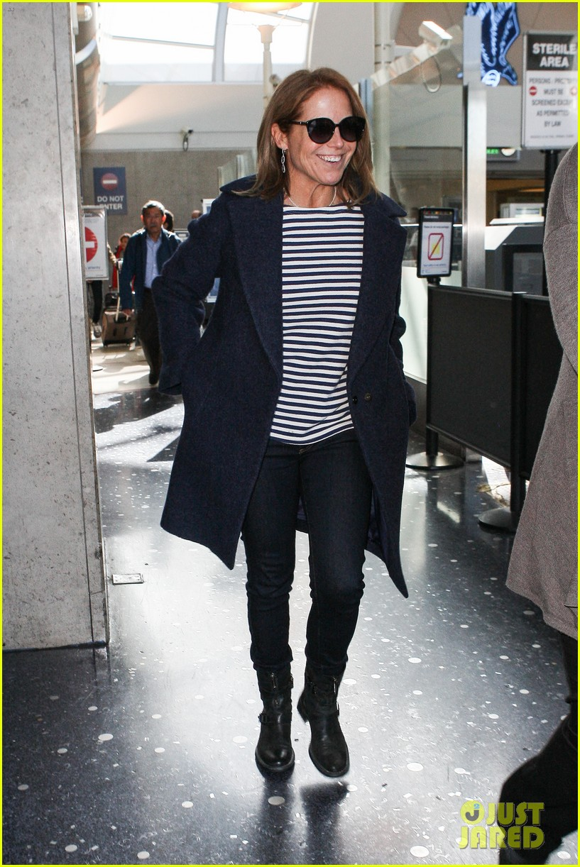 katie couric lands in los angeles after talk show renewal 062802118