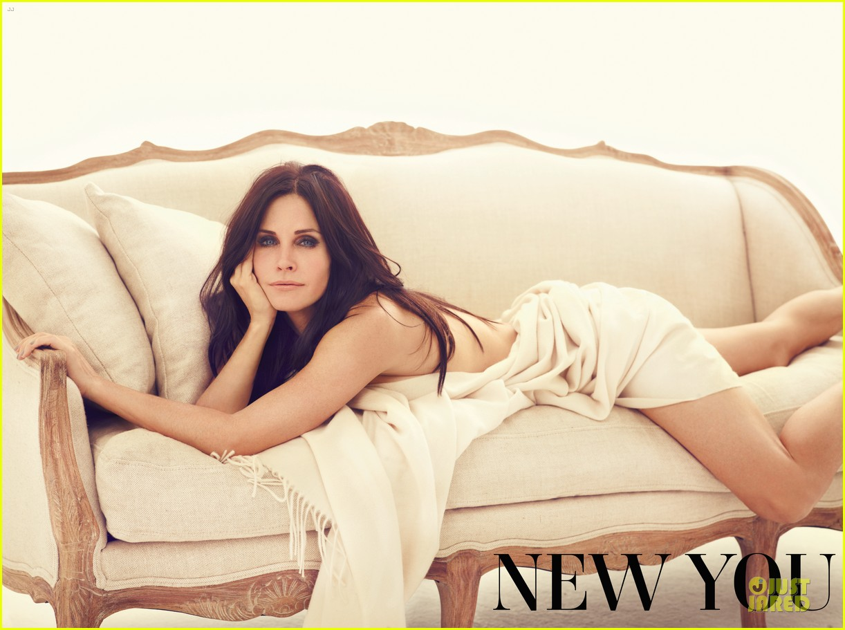 courteney cox covers new you magazine 012785921