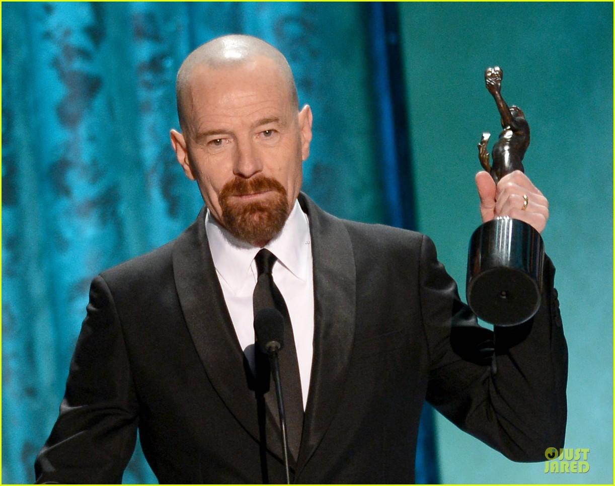 bryan cranston sag awards drama series actor winner 022799851