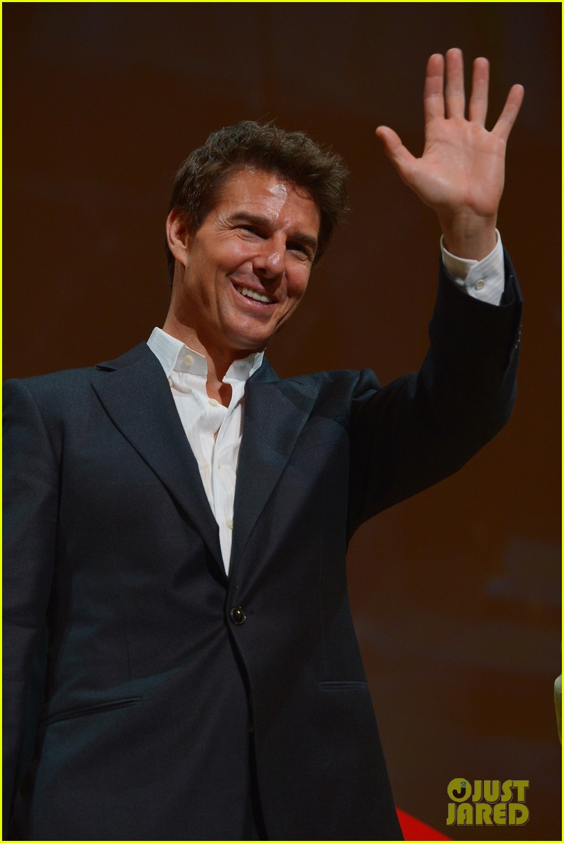 tom cruise jack reacher japan premiere 022787548