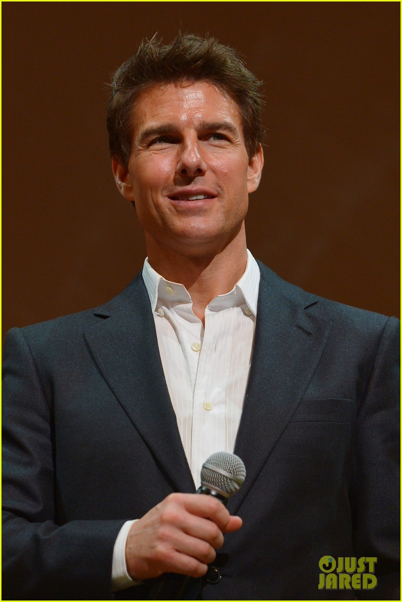 tom cruise jack reacher japan premiere 072787553