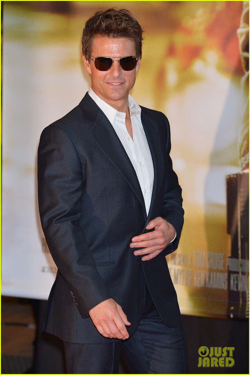 tom cruise jack reacher japan premiere 082787554