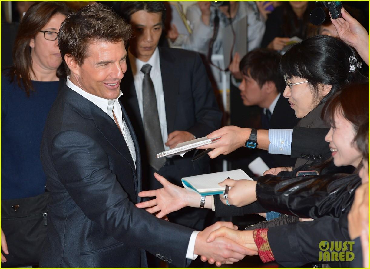 tom cruise jack reacher japan premiere 162787562