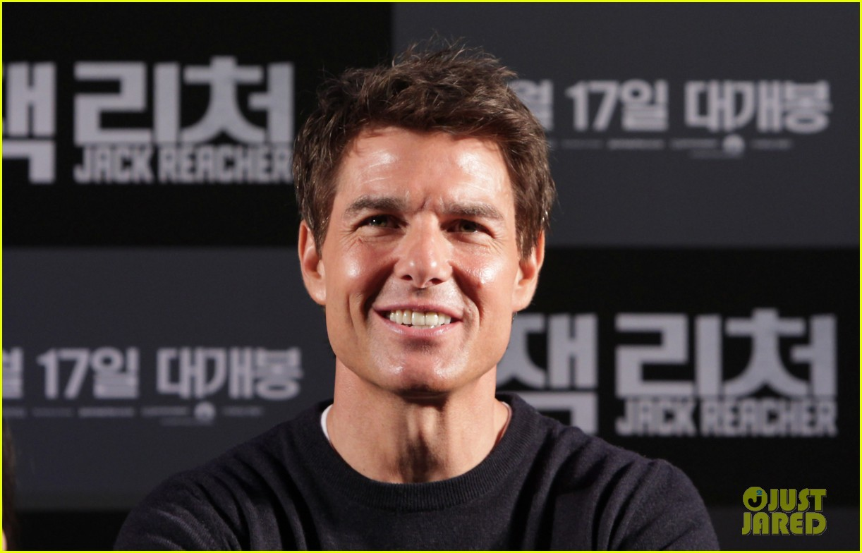 tom cruise rosamund pike jack reacher seoul photo call 072788102