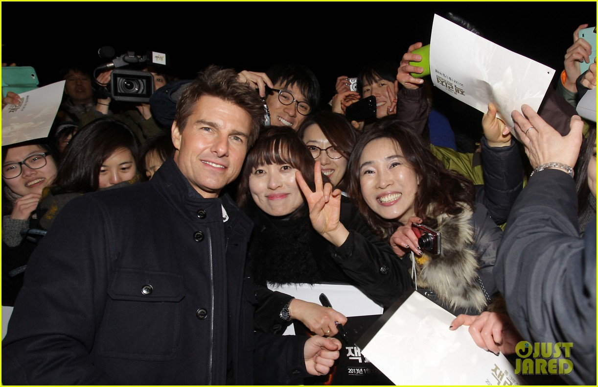 tom cruise rosamund pike jack reacher seoul screening 10