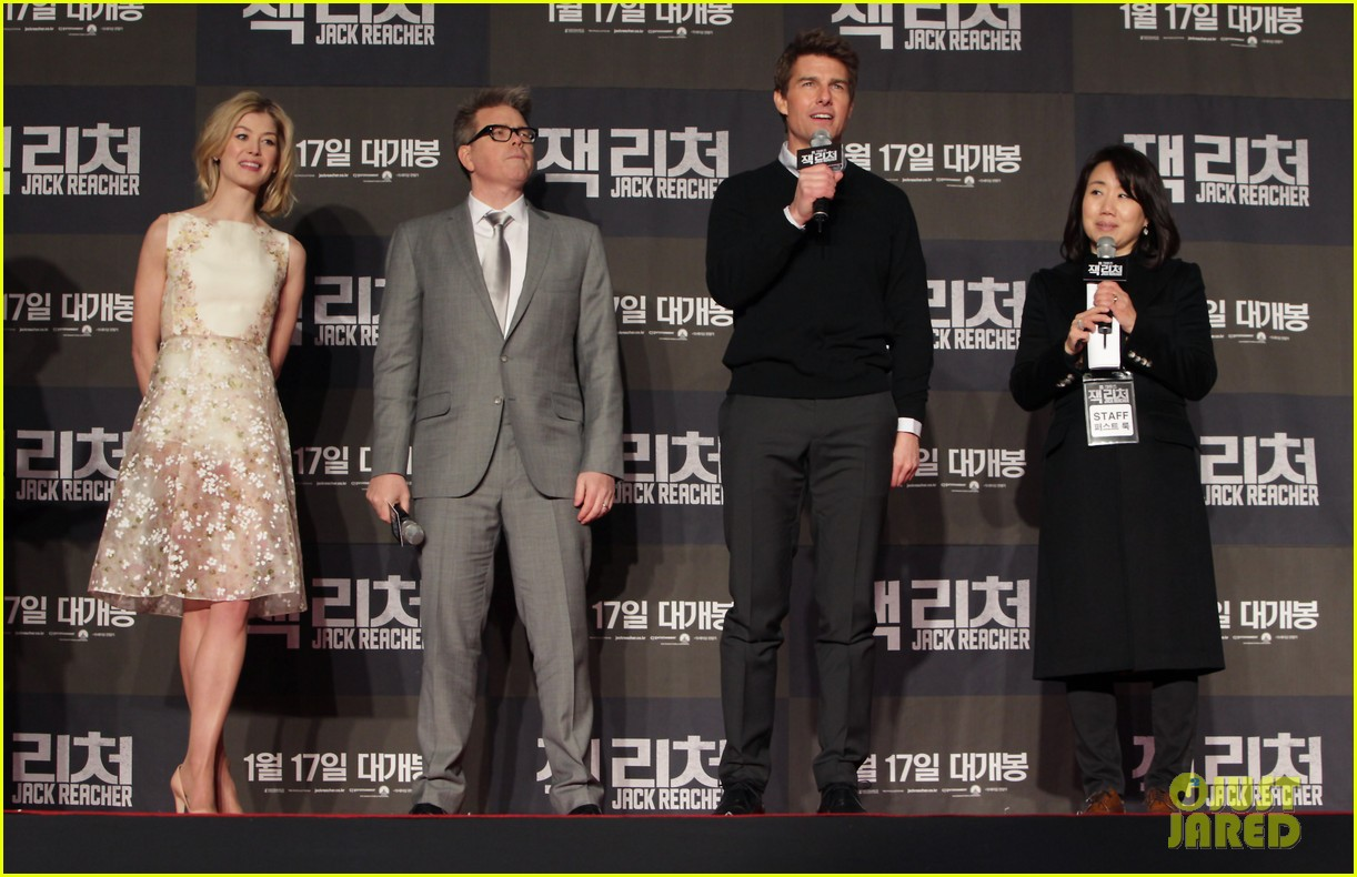 tom cruise rosamund pike jack reacher seoul screening 15