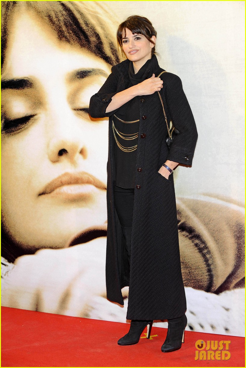 penelope cruz twice born madrid premiere 072788990