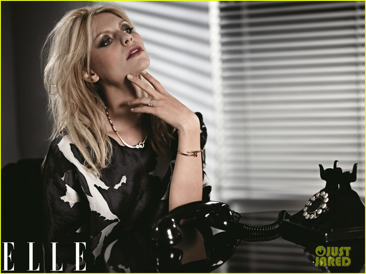 claire danes covers elle february 2013 01