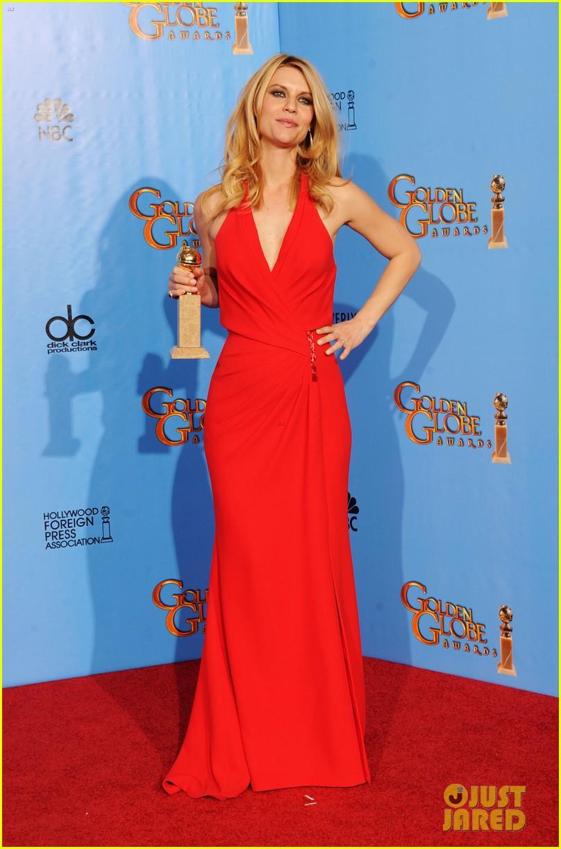 claire danes hugh dancy golden globes 2013 red carpet 072791212