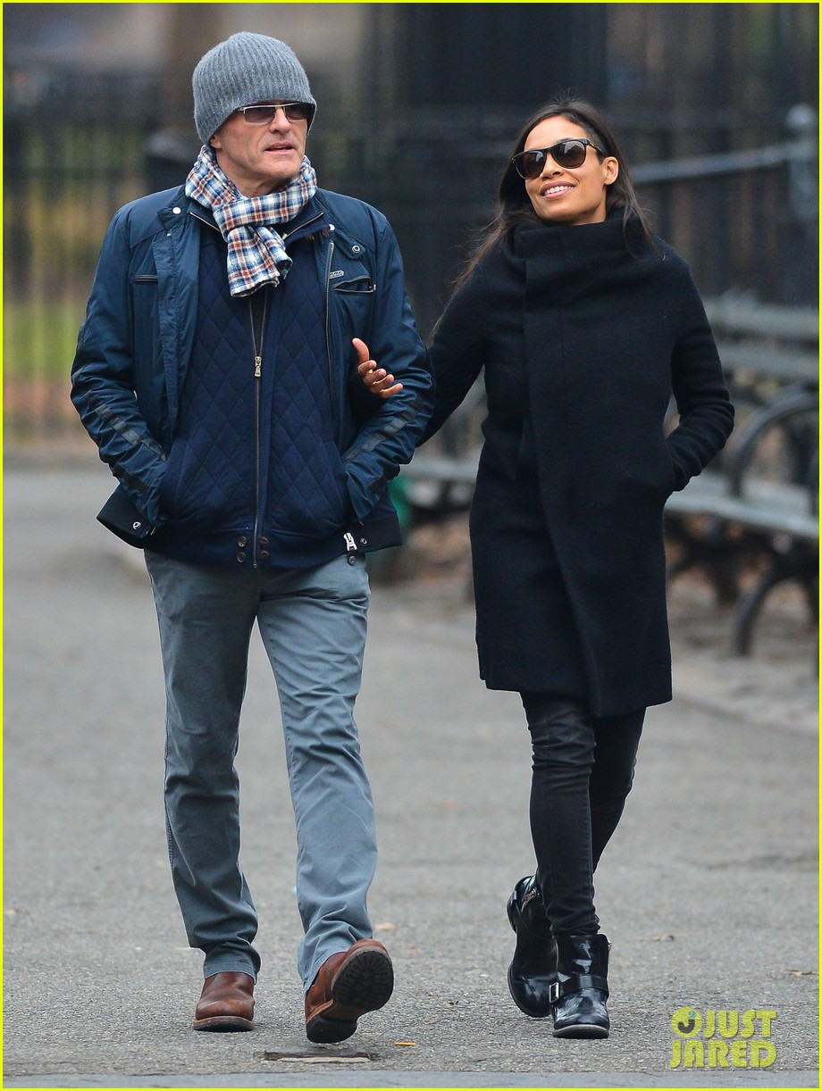 rosario dawson danny boyle big apple lovers 012793948