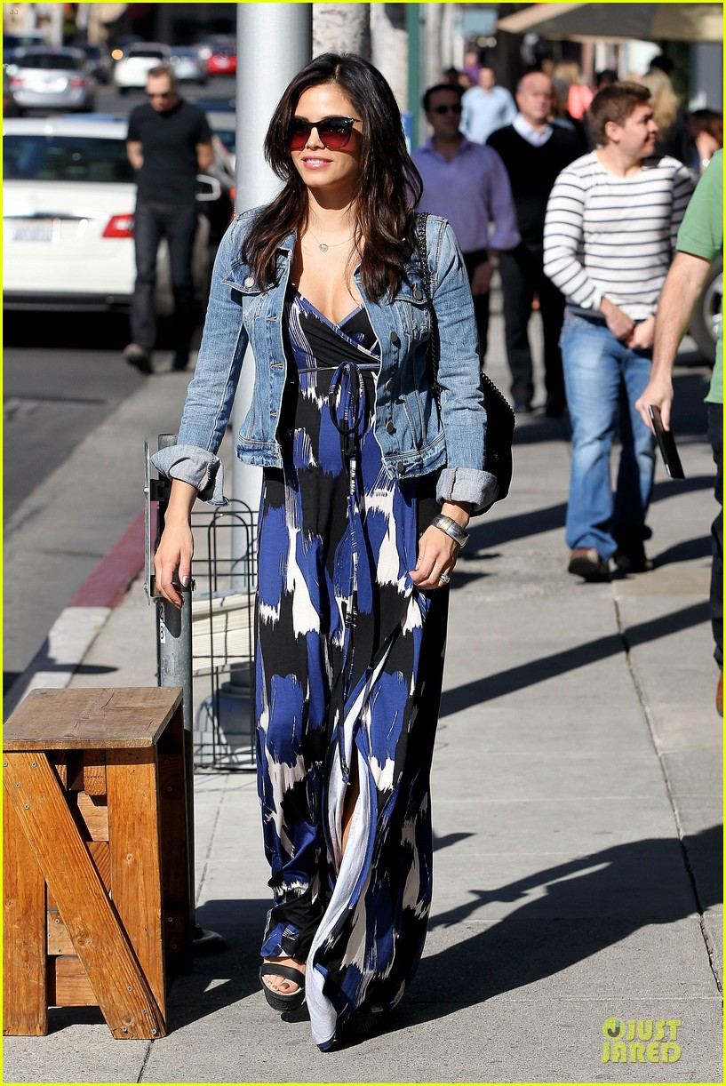 jenna dewan lunchtime in beverly hills is not good for my hormones 01