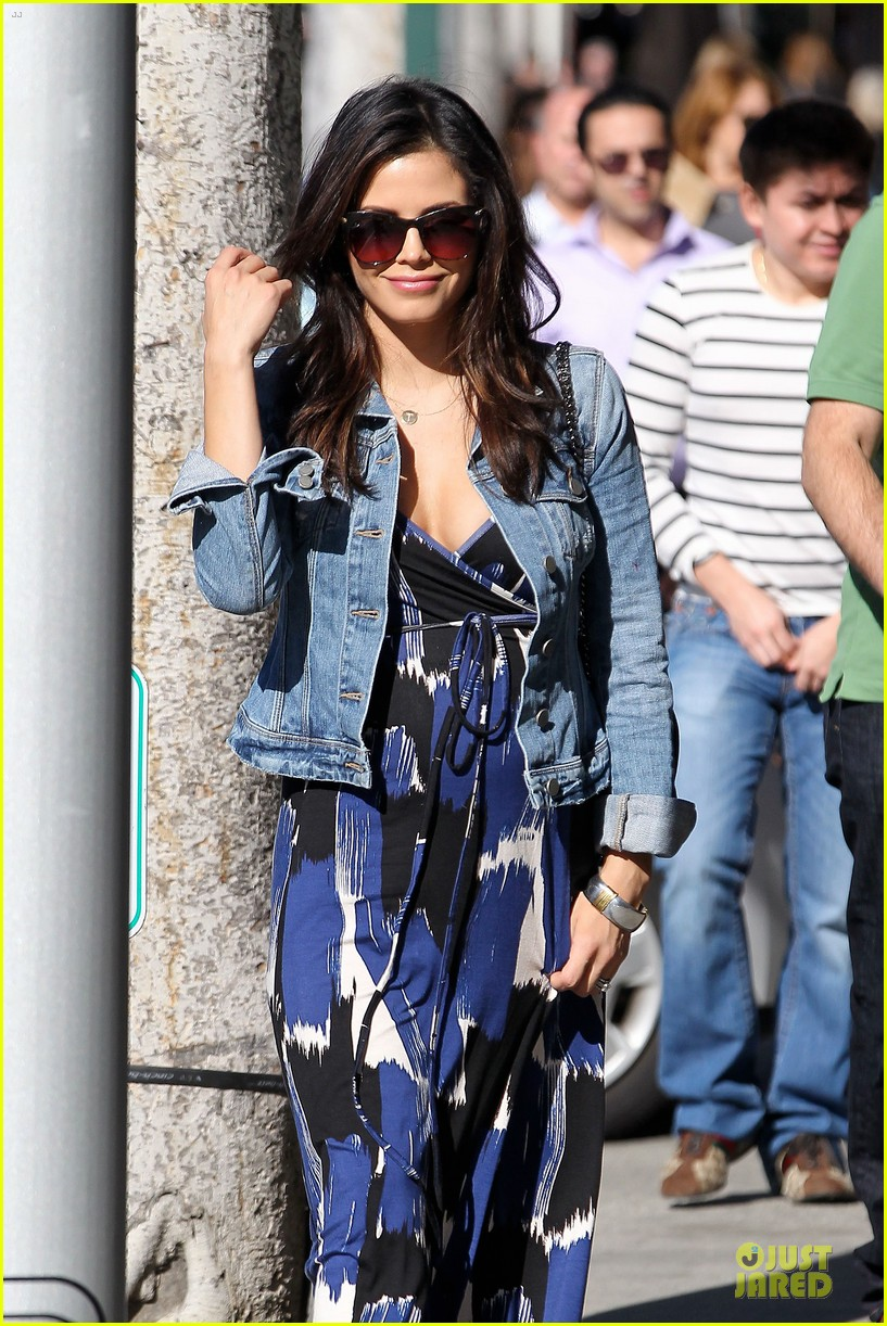 jenna dewan lunchtime in beverly hills is not good for my hormones 02