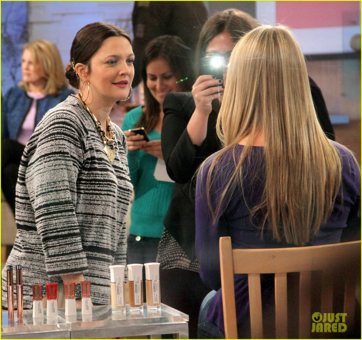 drew barrymore good morning america appearance 032797218