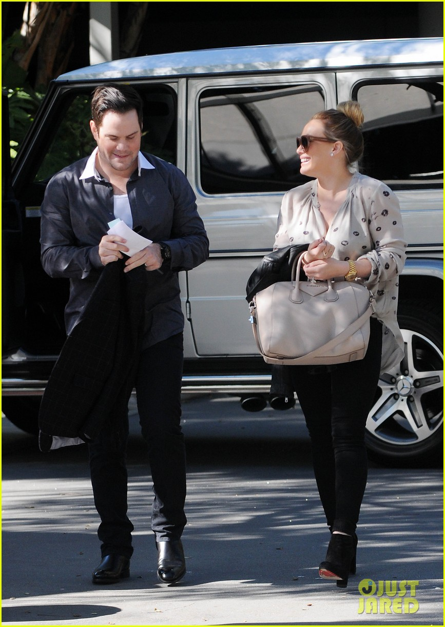 hilary duff mike comrie kings stanley cup celebration 142795926