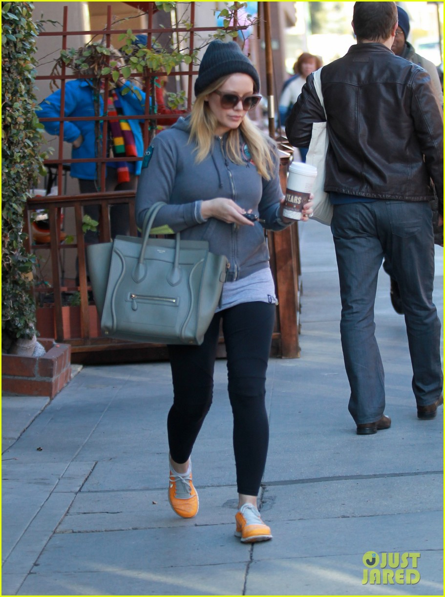 hilary duff mike comrie lakers lovers 06