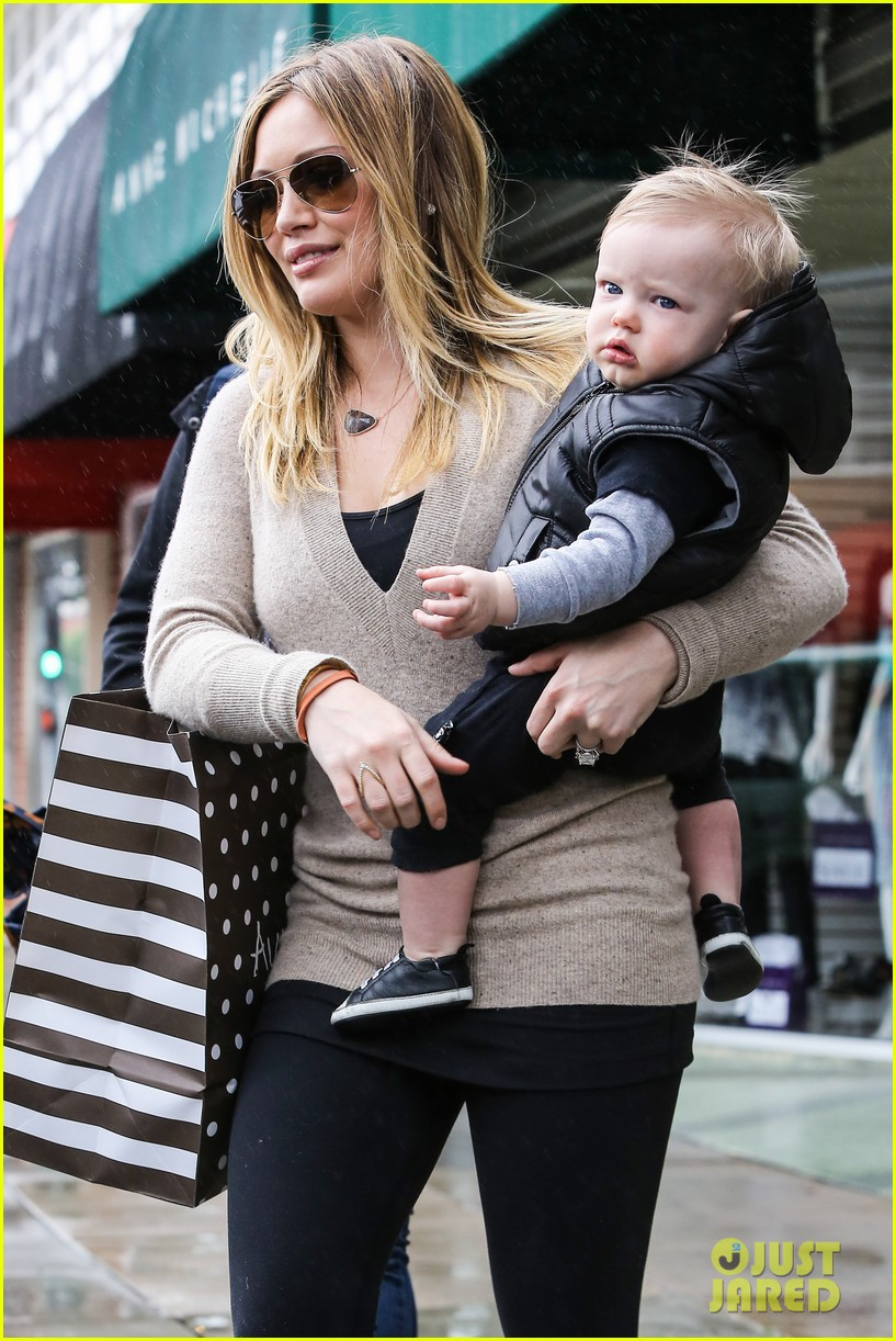 hilary duff you deserve a massage 08