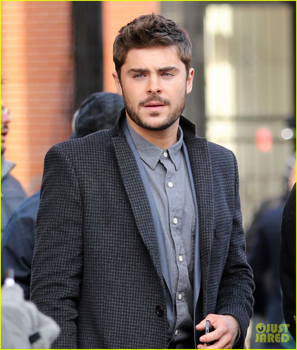 zac efron bid on a lunch date for charity 042784327
