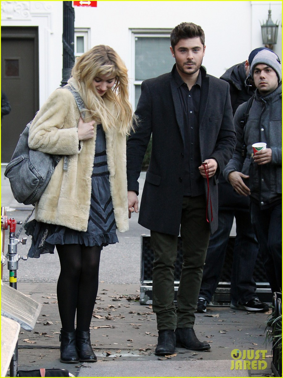 zac efron imogen poots kiss kiss for dating 012786721