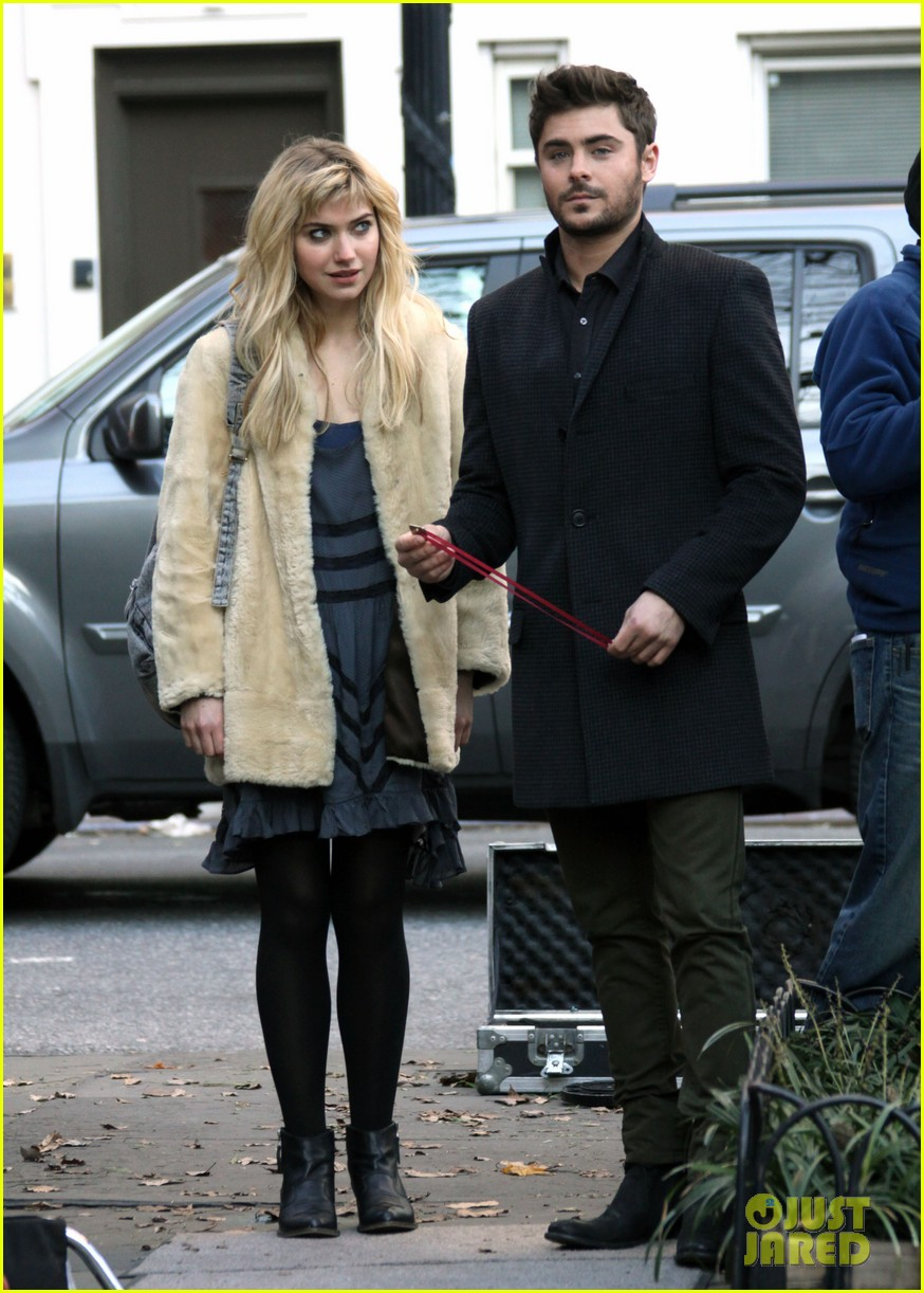 zac efron imogen poots kiss kiss for dating 052786725