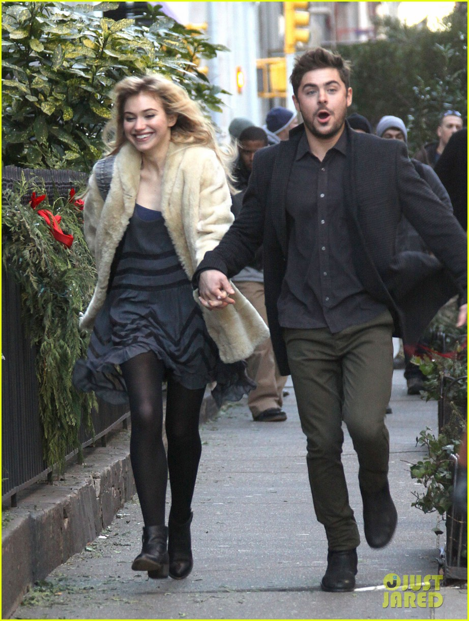 zac efron imogen poots kiss kiss for dating 082786728