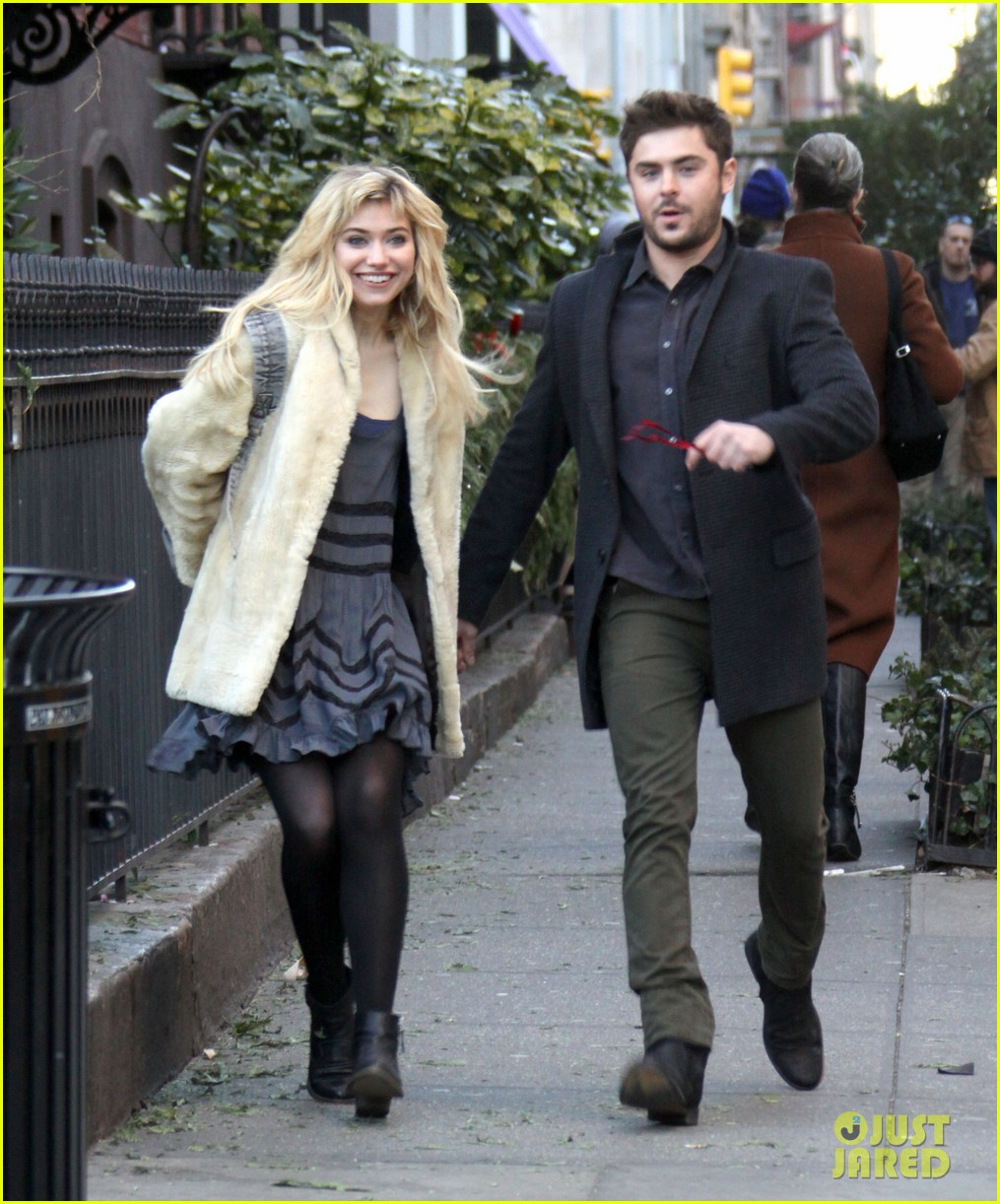 zac efron imogen poots kiss kiss for dating 092786729