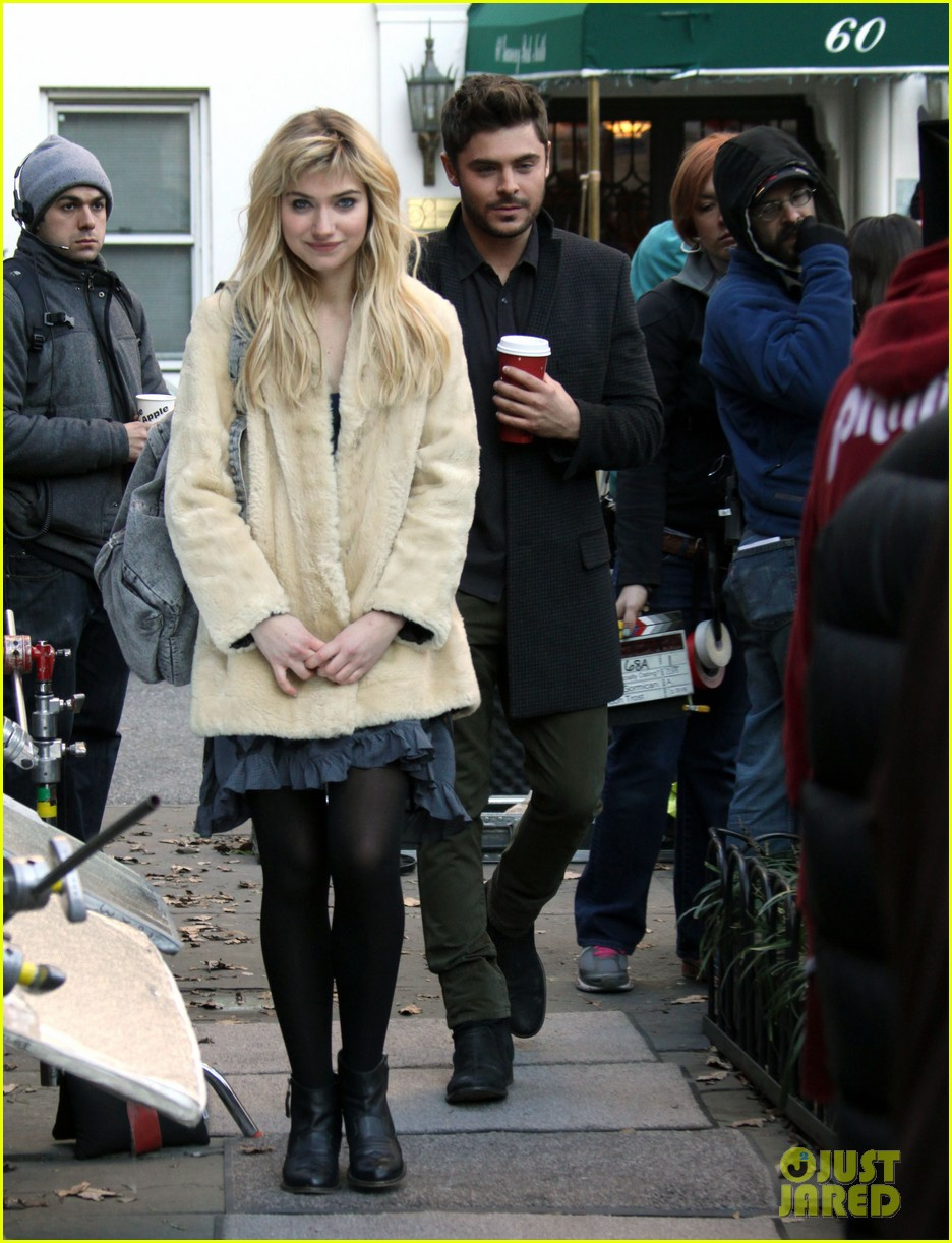 zac efron imogen poots kiss kiss for dating 15