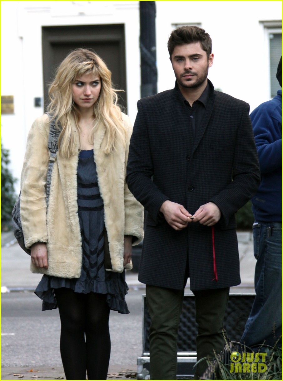 zac efron imogen poots kiss kiss for dating 182786738