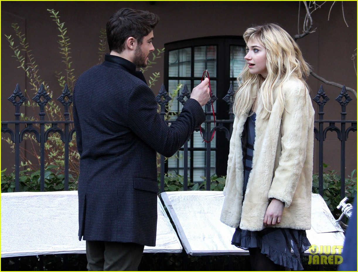 zac efron imogen poots kiss kiss for dating 202786740