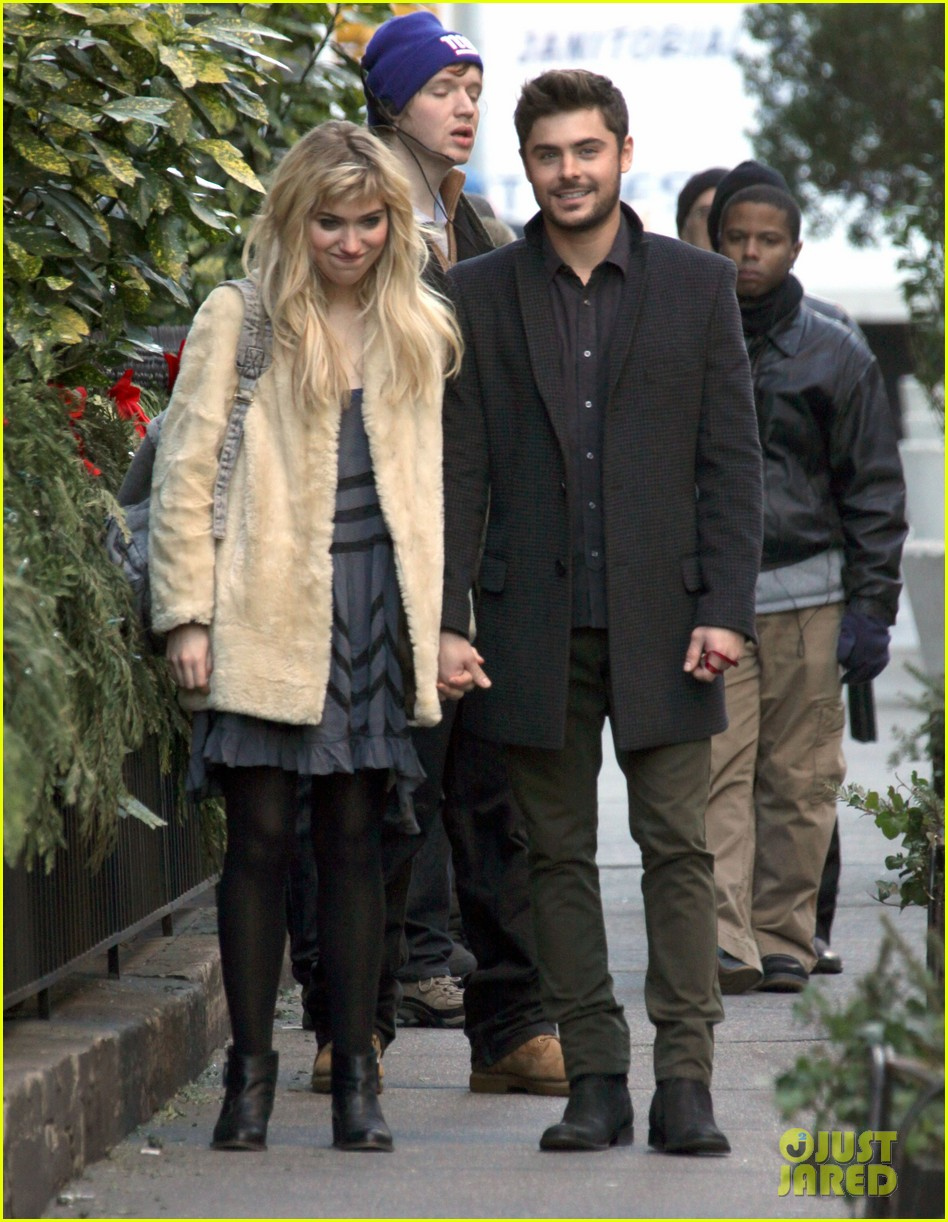 zac efron imogen poots kiss kiss for dating 232786743