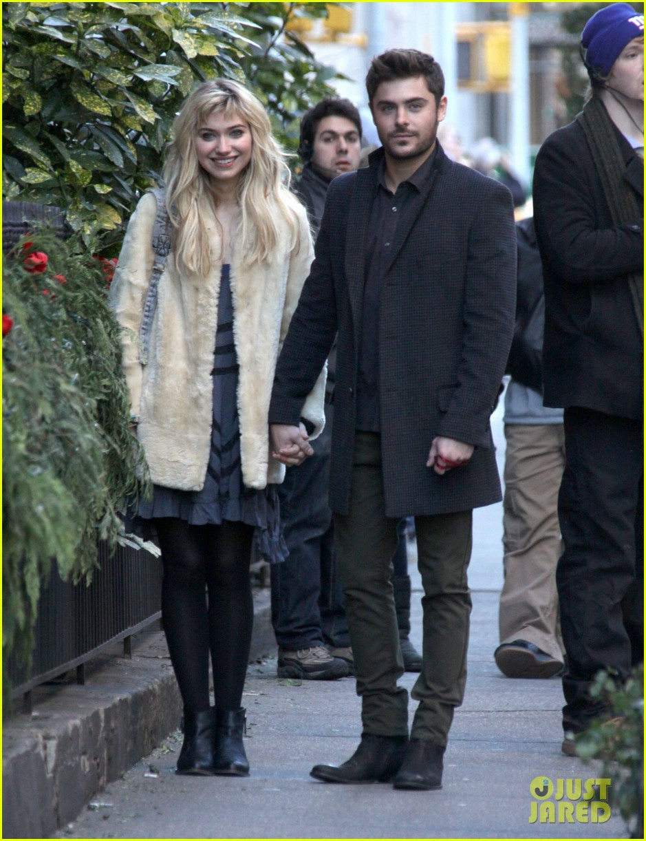 zac efron imogen poots kiss kiss for dating 242786744