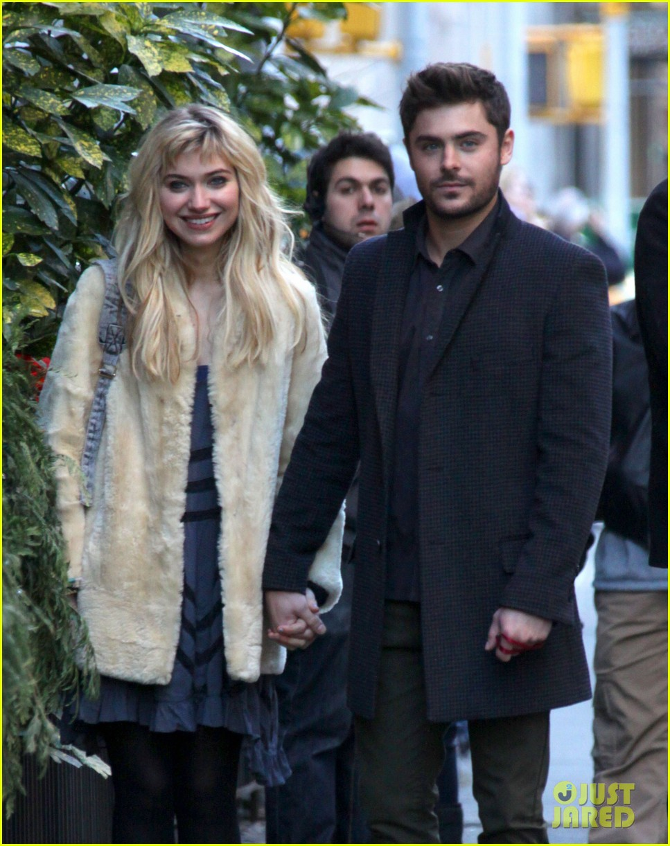 zac efron imogen poots kiss kiss for dating 252786745