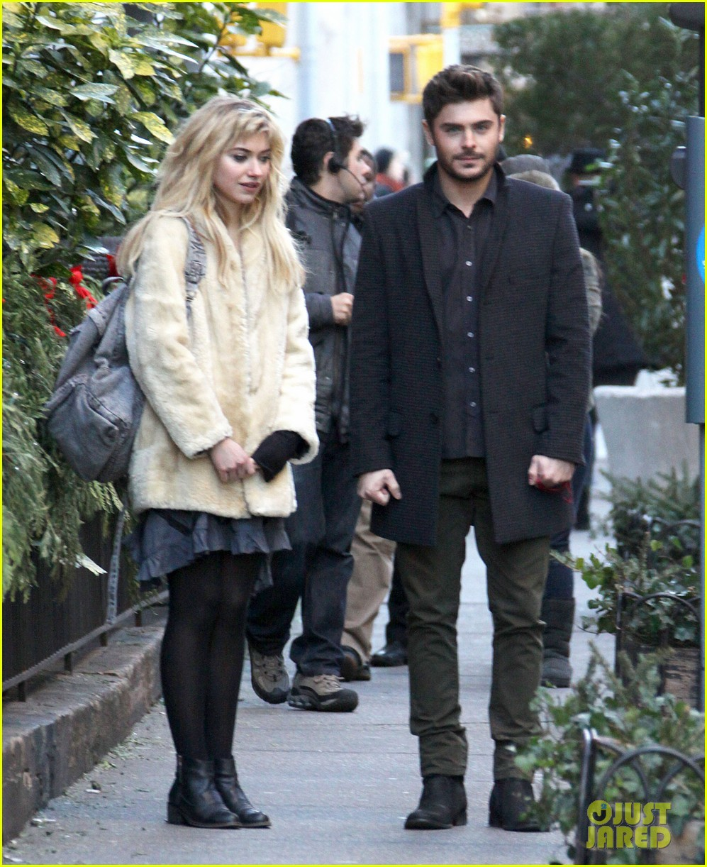 zac efron imogen poots kiss kiss for dating 272786747
