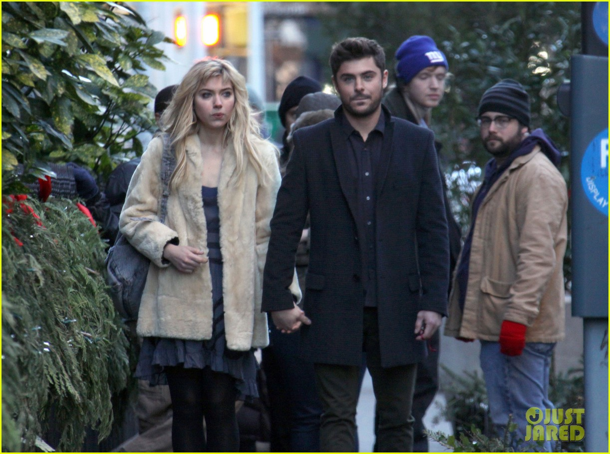 zac efron imogen poots kiss kiss for dating 302786750