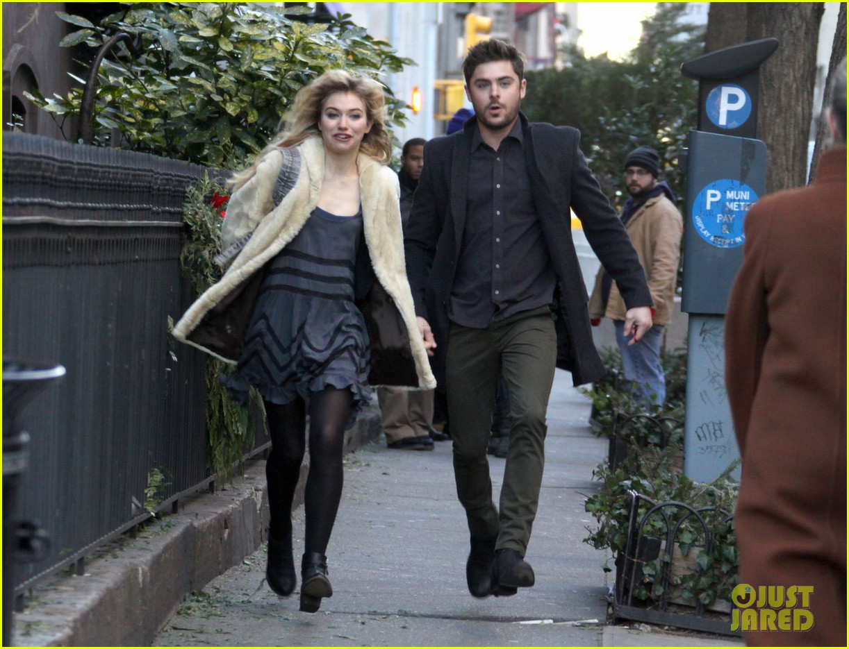 zac efron imogen poots kiss kiss for dating 312786751