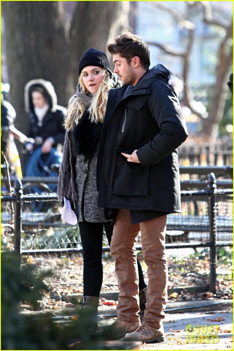 zac efron imogen poots park stroll for dating 052794330