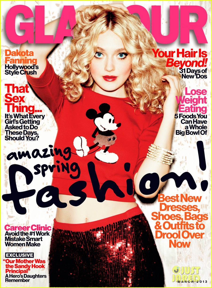 dakota fanning covers glamour march 2013 042800794