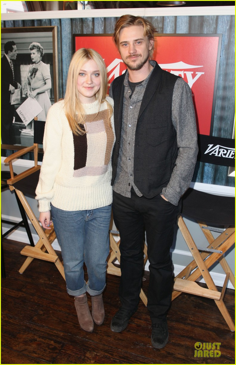 dakota fanning very good girls sundance premiere 042797009