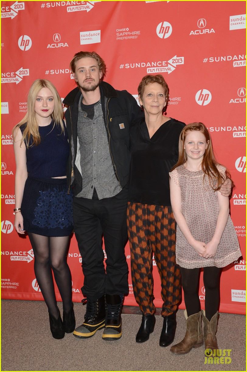 dakota fanning very good girls sundance premiere 132797018